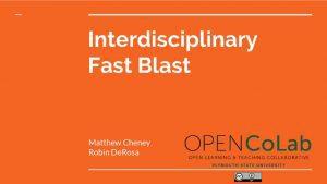 thumbnail of INTERDISC-Fast-Blast
