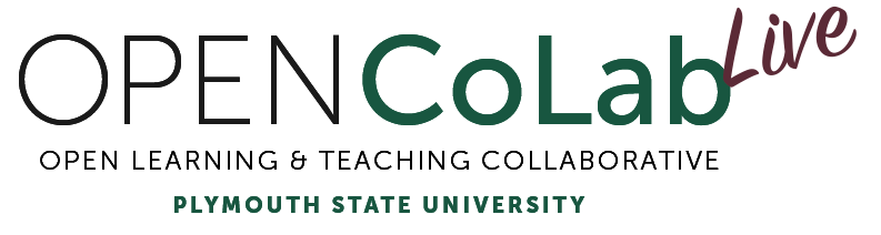 Open CoLab Plymouth State Univerisity