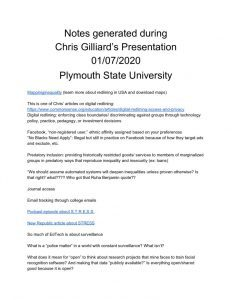 thumbnail of Open Ed Retreat, PSU, January 2020