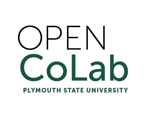 Open CoLab Plymouth State University logo.